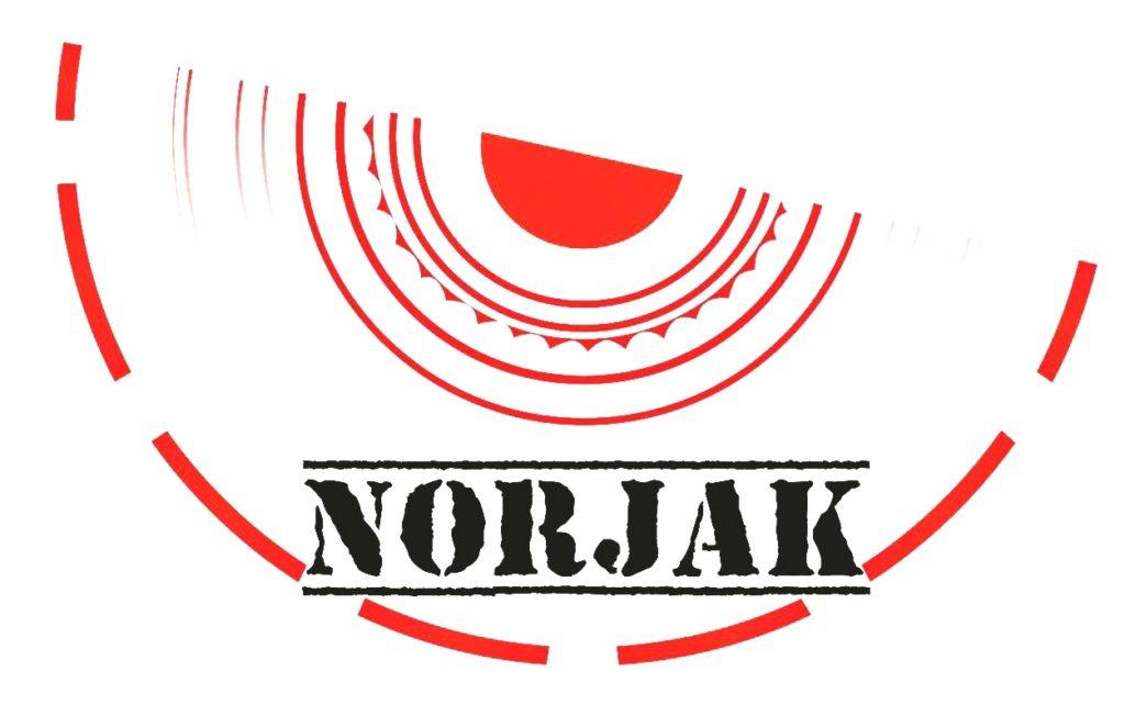Logo del marchio Norjak, la prima Multiutility italiana specializzata nella prevenzione e gestione dei reati informatici, partner dell'azienda Verità Legale.